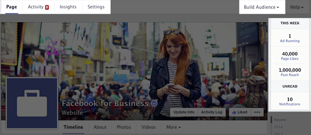 The New Cover Photo, Profile Photo and Text Alignment For Facebook Fan Pages